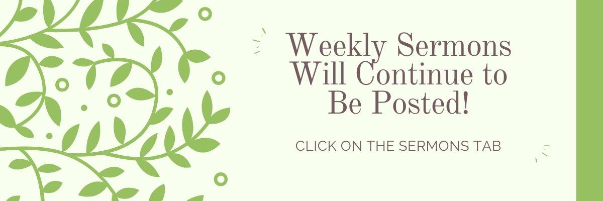WEBSITE - sermons