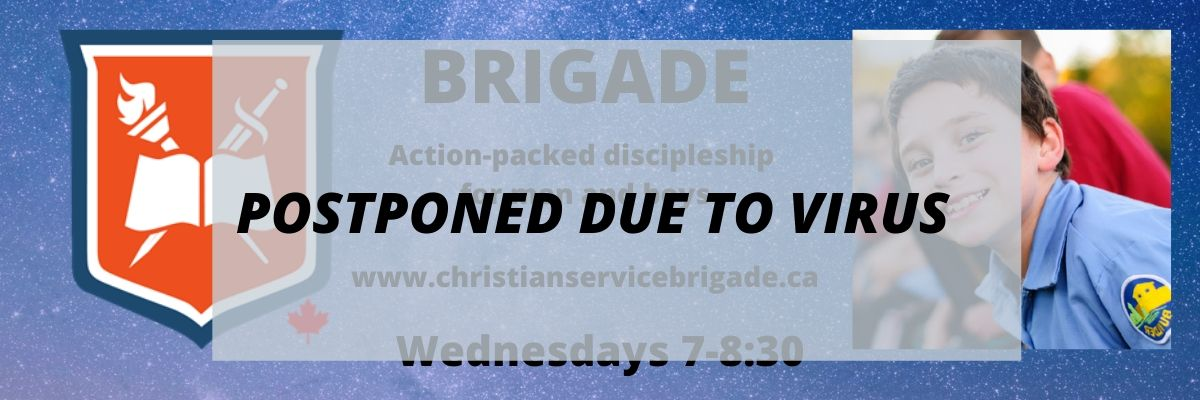 Website - Brigade cancel