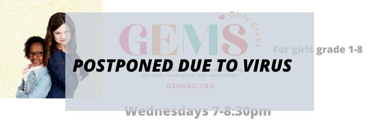 Website - GEMS cancel